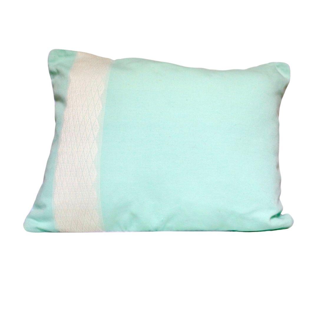 Coussin tissé en polyester corail 40x50 - HRUH HNUE