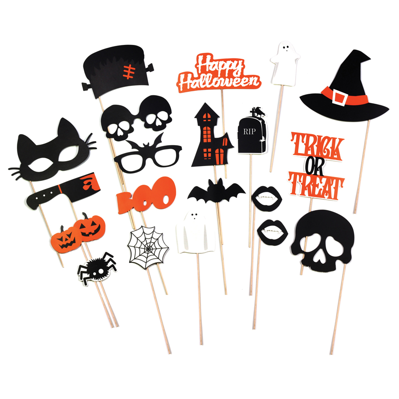 20 déguisements Halloween