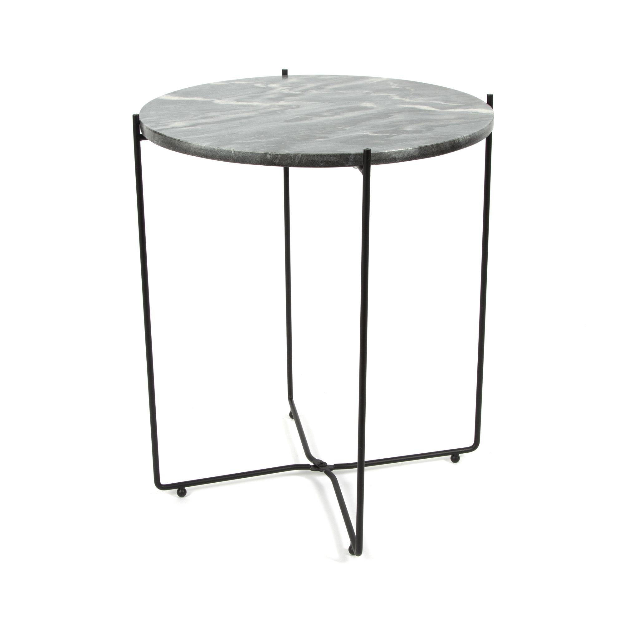 Table d'appoint en marbre D41