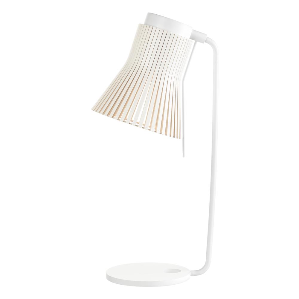 maison du monde Lampe de table en bouleau blanc H56cm
