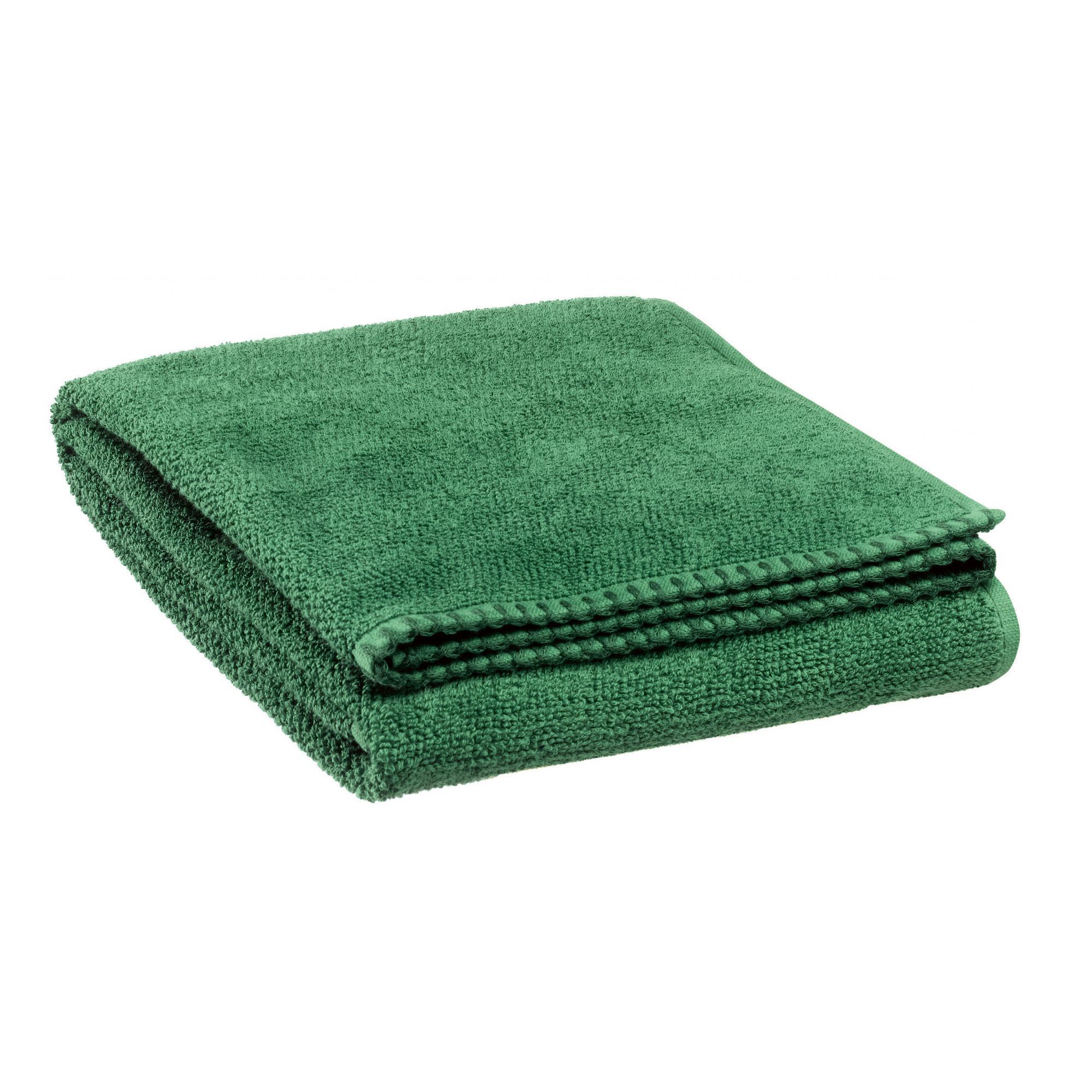 Drap de douche en coton epicea 70 x 130