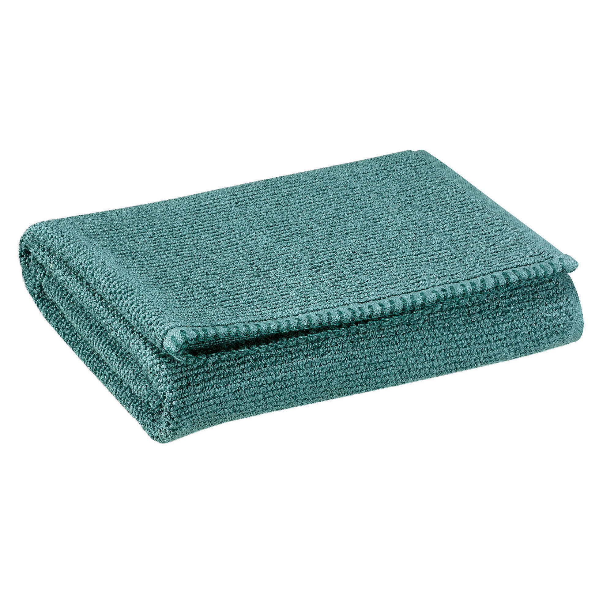 Drap de douche en coton lichen 70 x 130