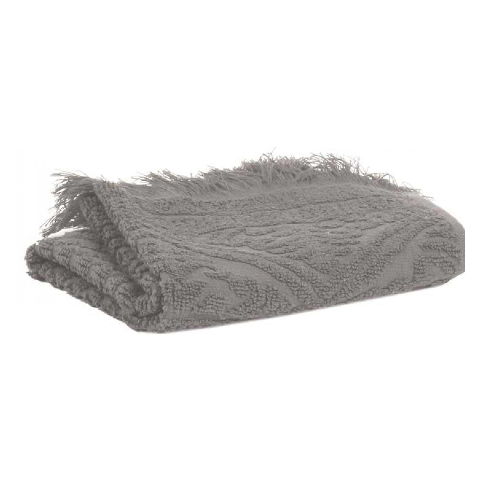 Drap de douche en coton orage 70 x 140
