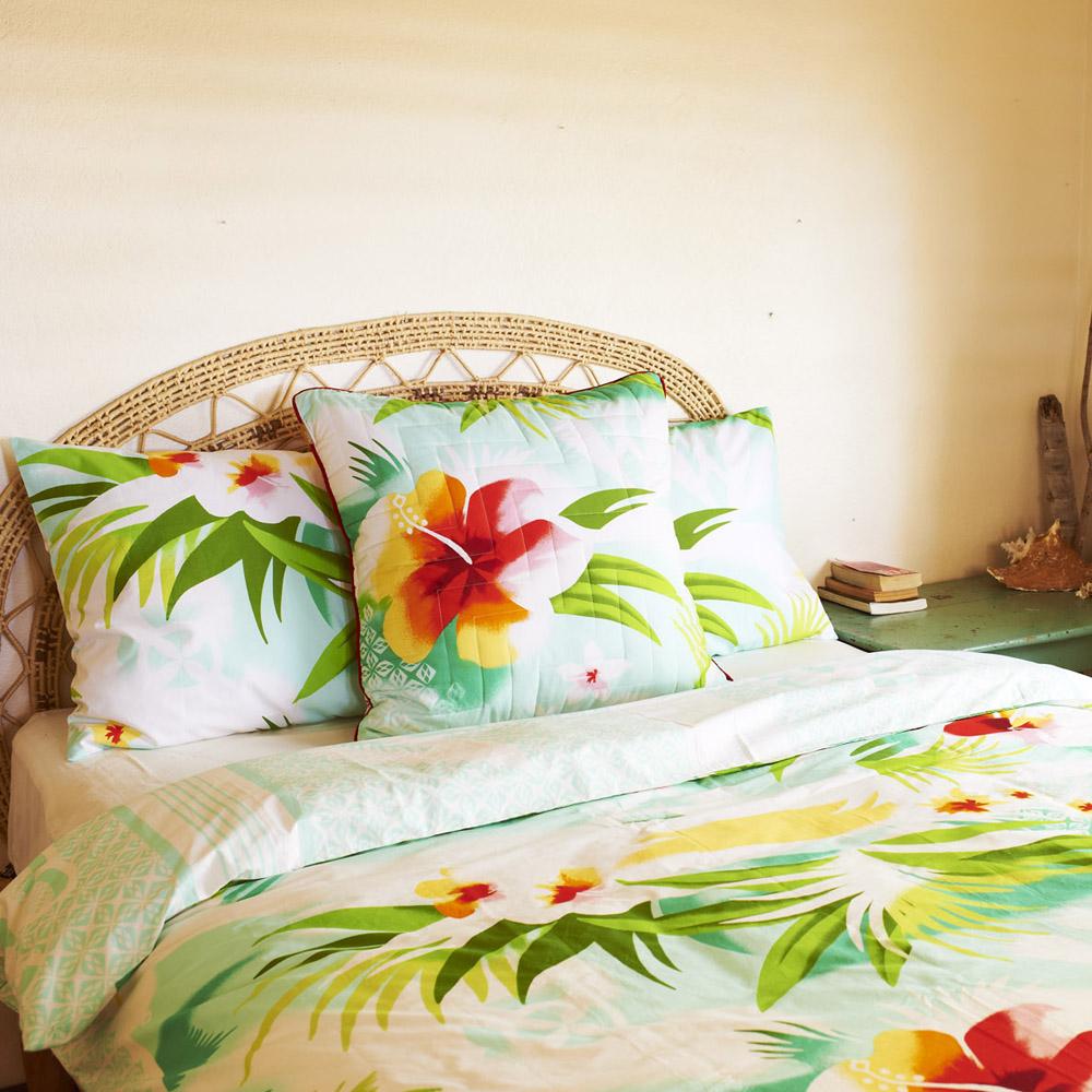 Housse de couette Pacific Flower