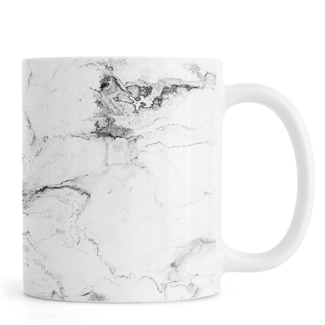 Mug en céramique en Blanc