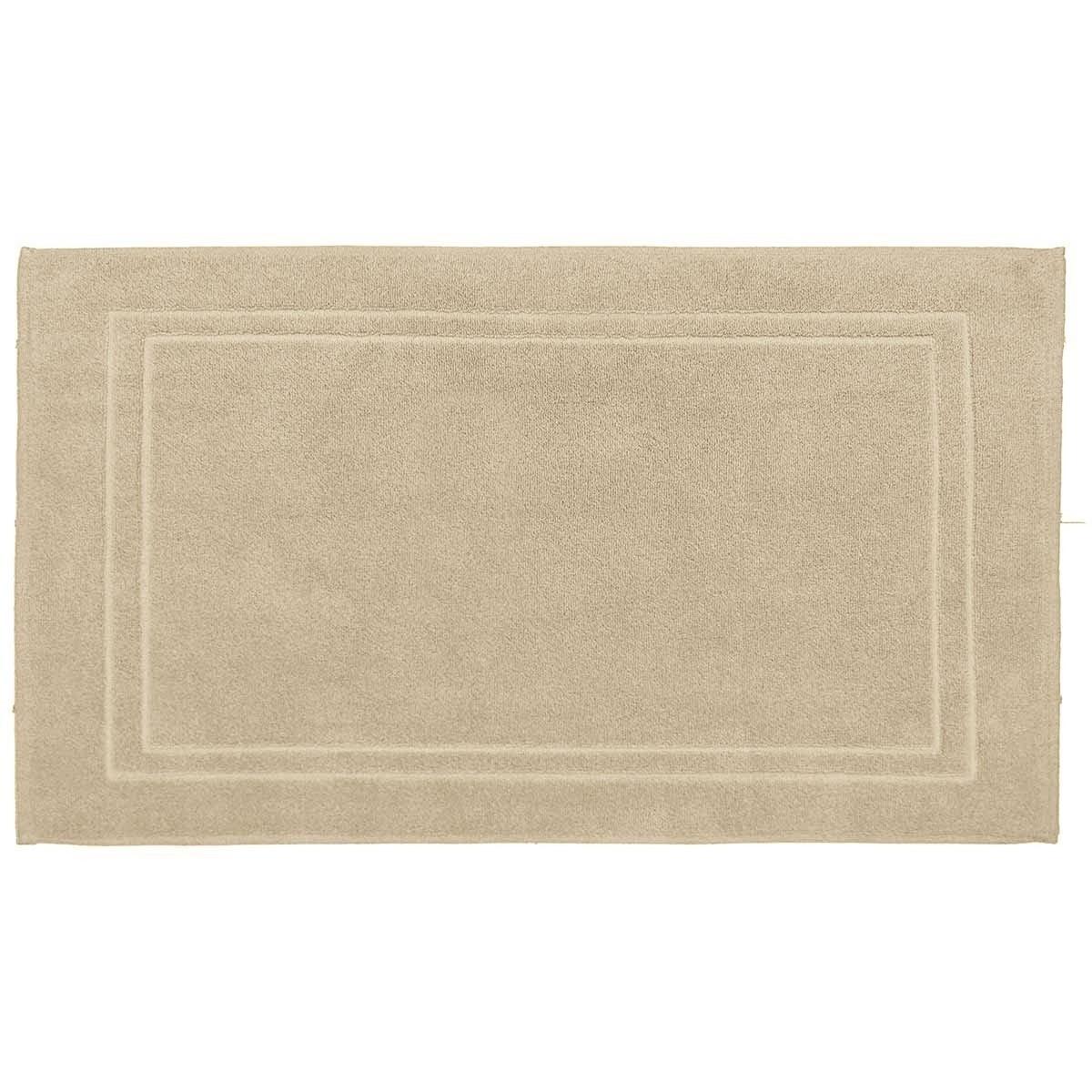 LUXURY - Tapis de bain 900gr/m²  Ficelle 50x80 cm