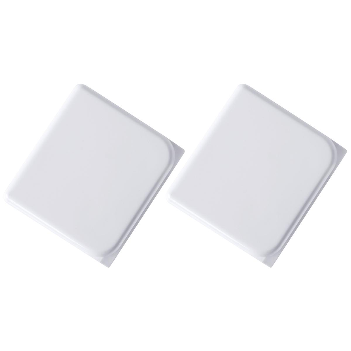 Fixe rideaux blanc