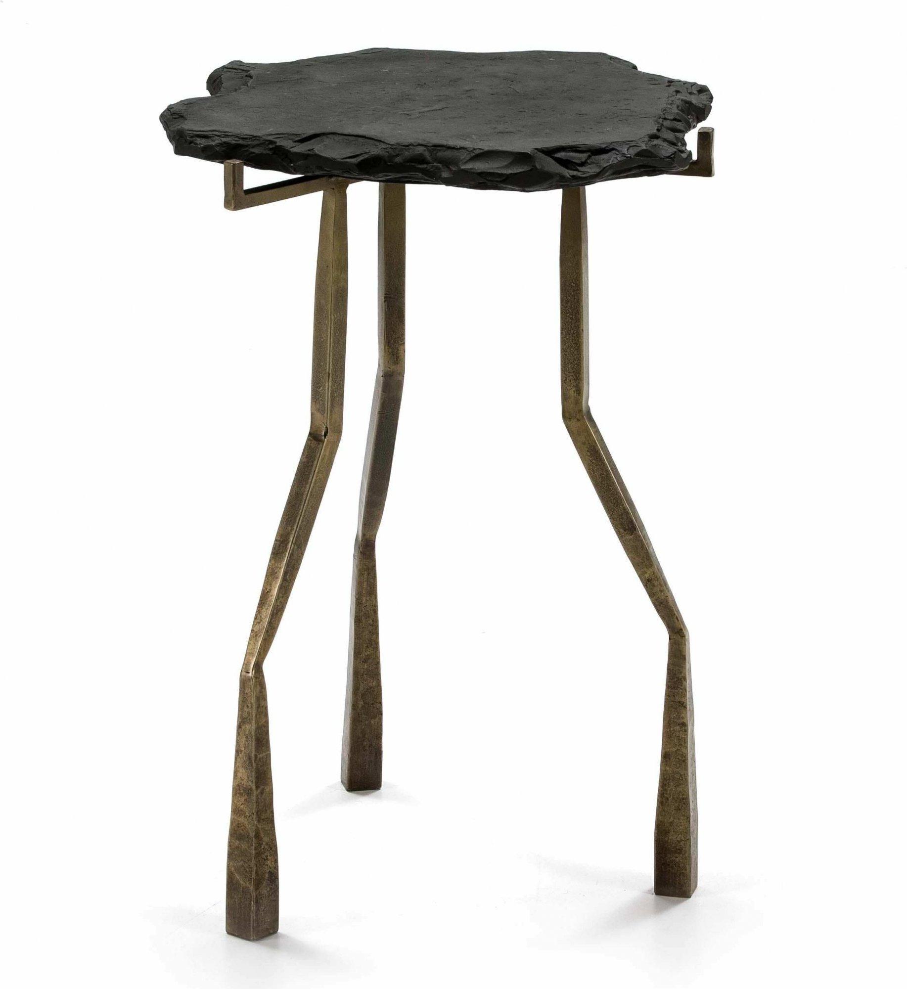 Table d'appoint aralla Noir