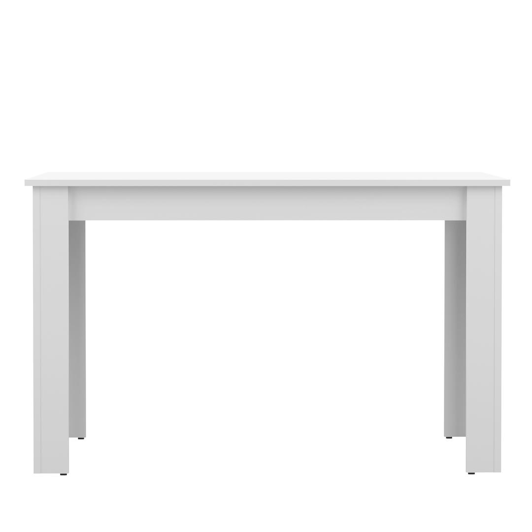 Table  effet bois Blanc