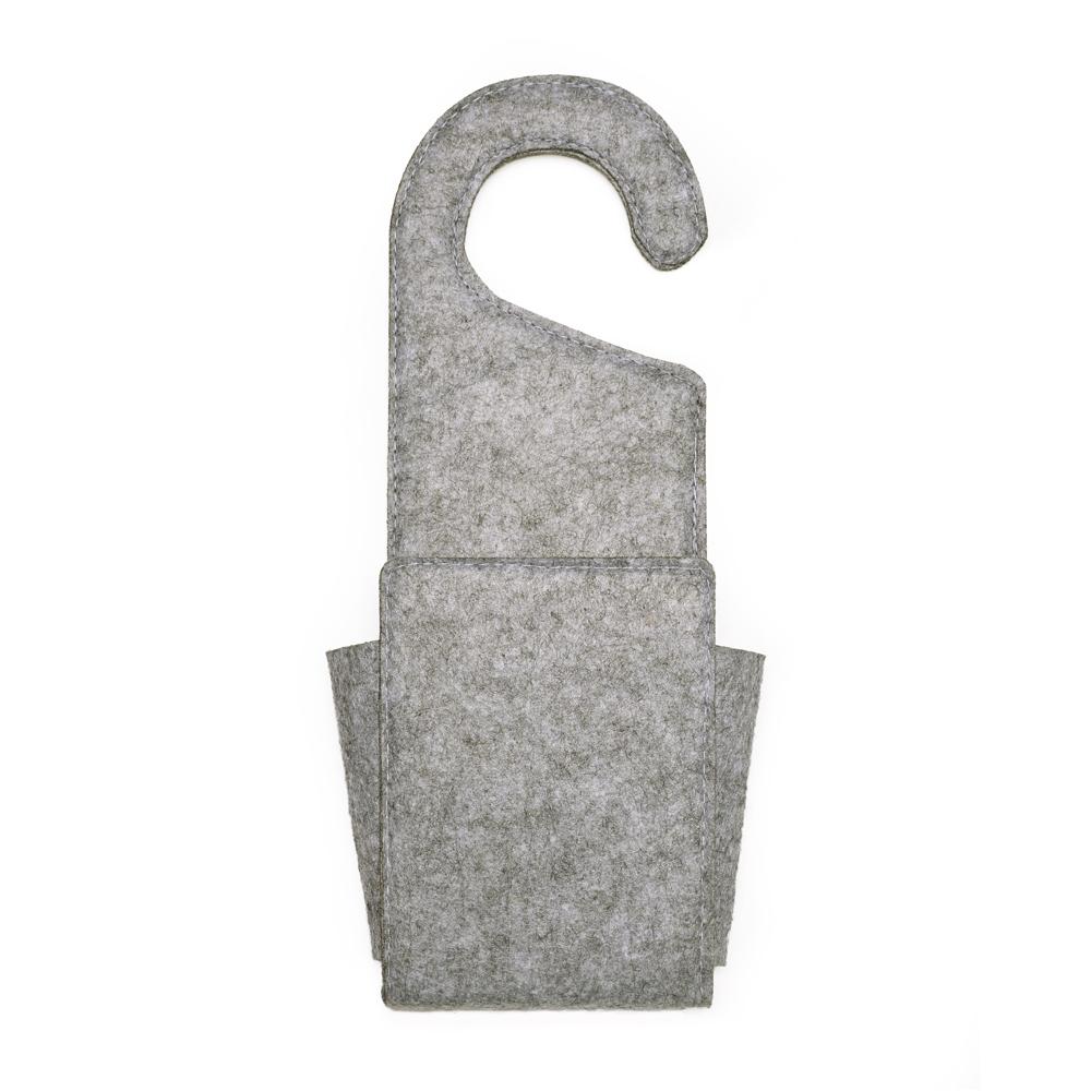 Vide-poches pour poignée de porte