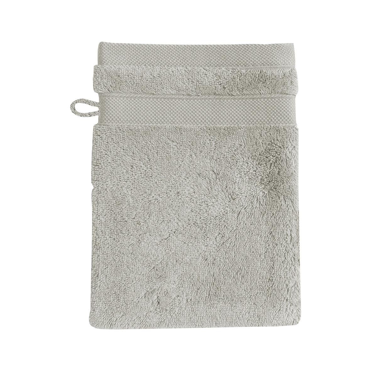Gant de toilette coton 16x22 cm nuage