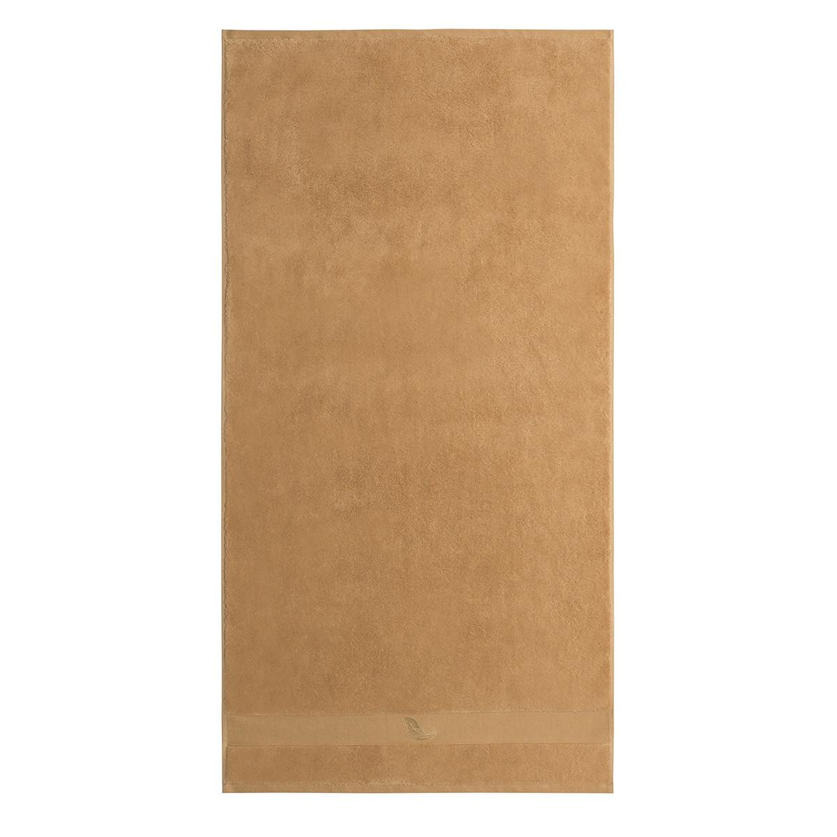 Drap de douche coton 70x140 cm cachemire