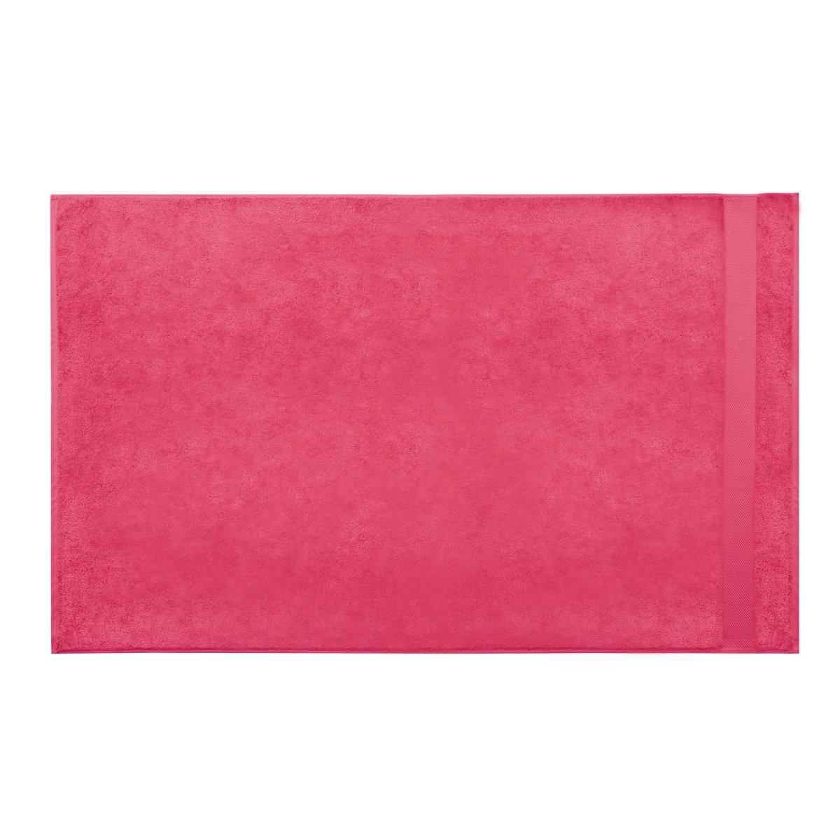 Drap de bain coton 90x150 cm aubépine