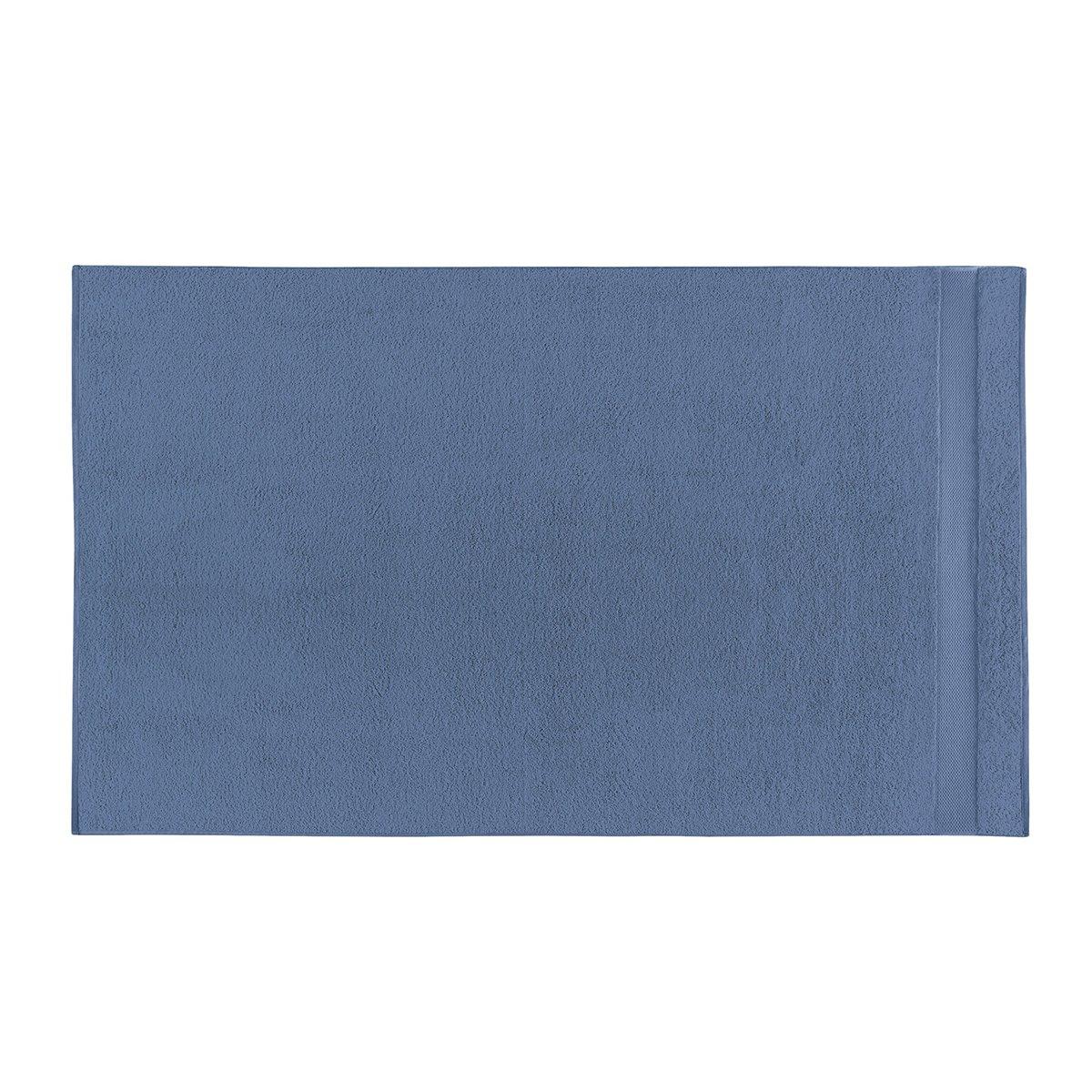 Drap de bain coton 90x150 cm agapanthe