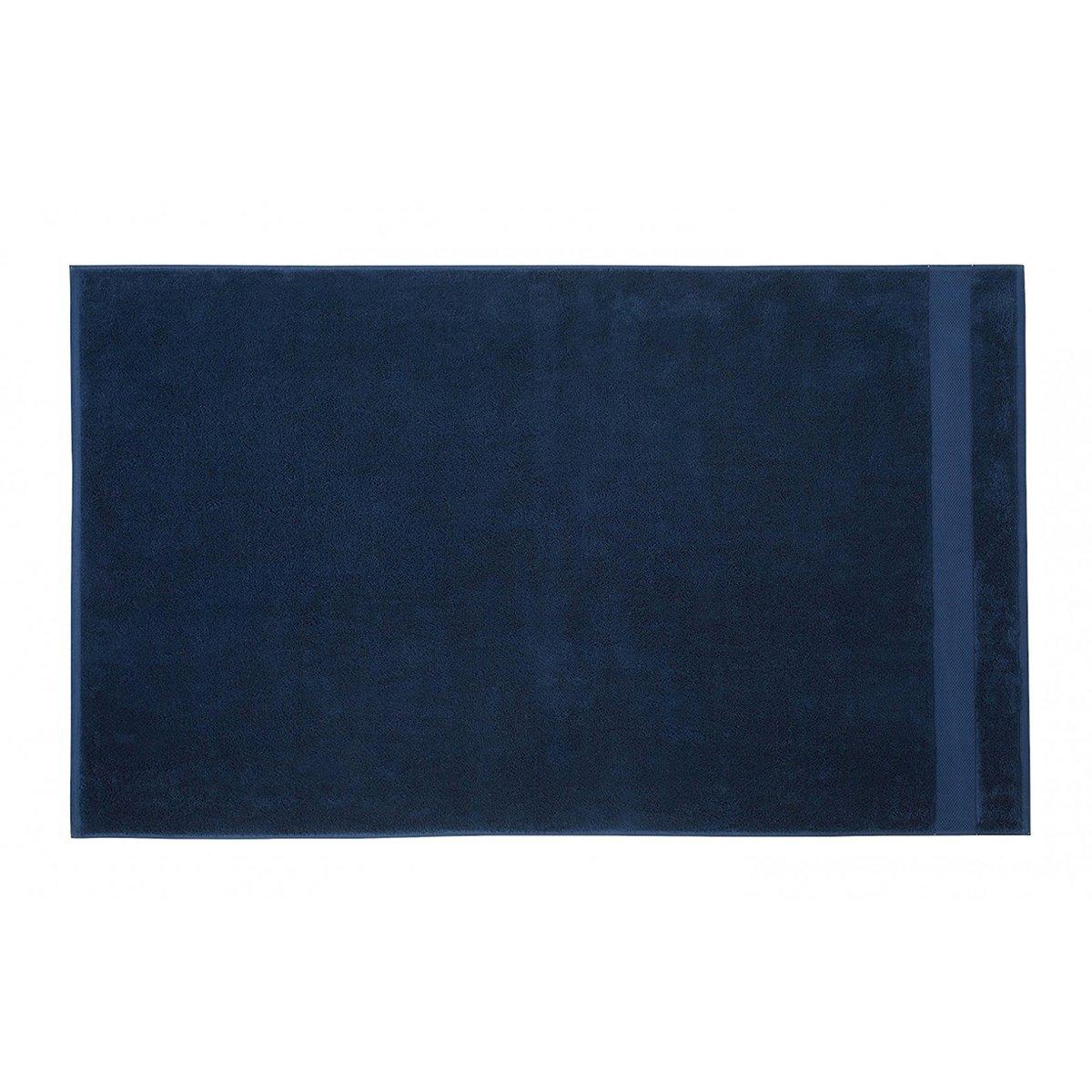 Drap de bain coton 90x150 cm bleuet