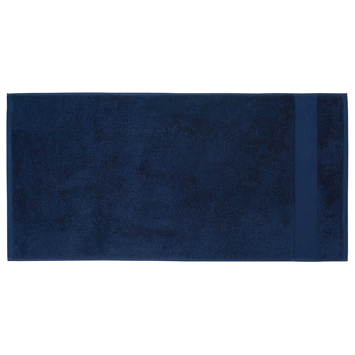 Drap de douche coton 70x140 cm bleuet
