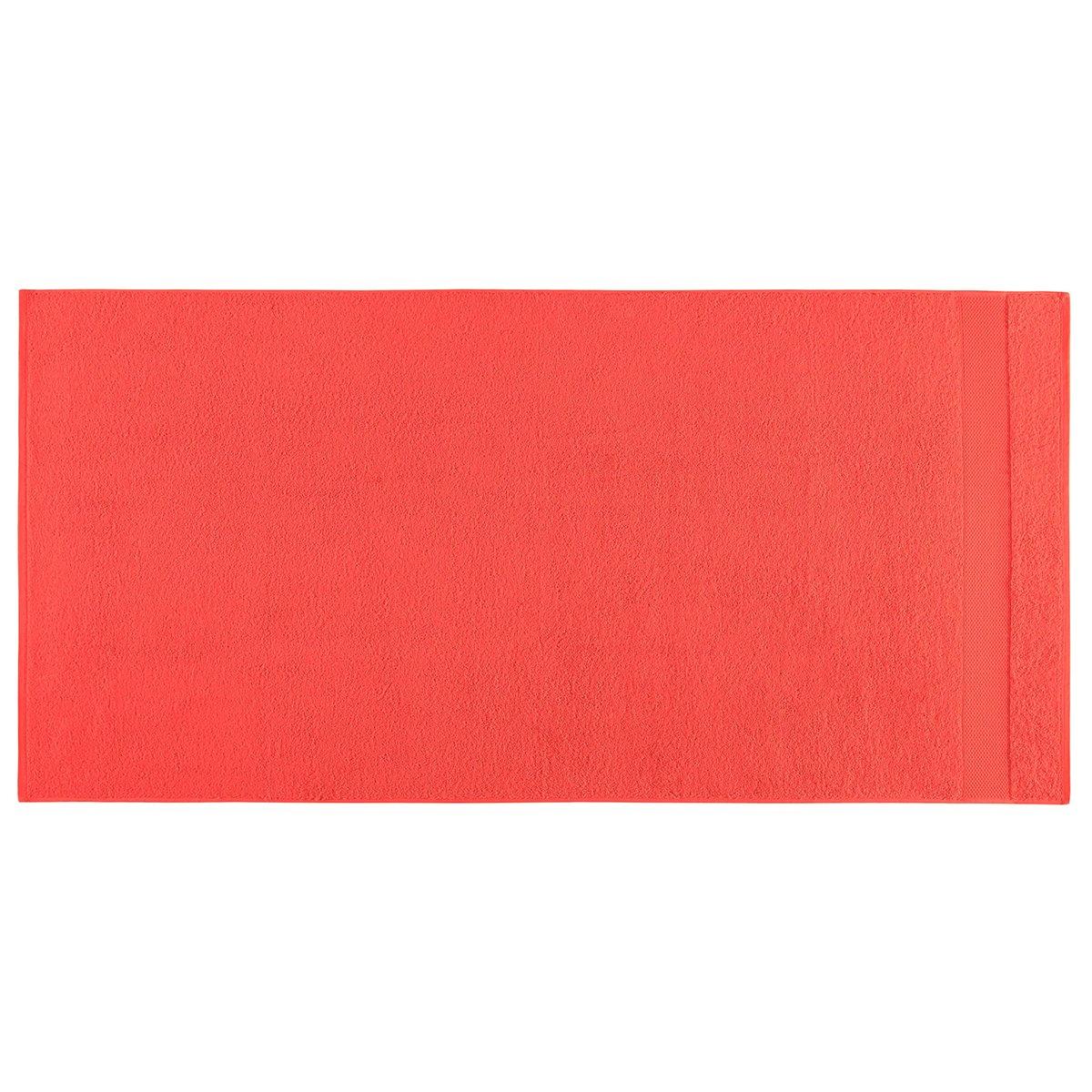 Drap de douche coton 70x140 cm glaïeul