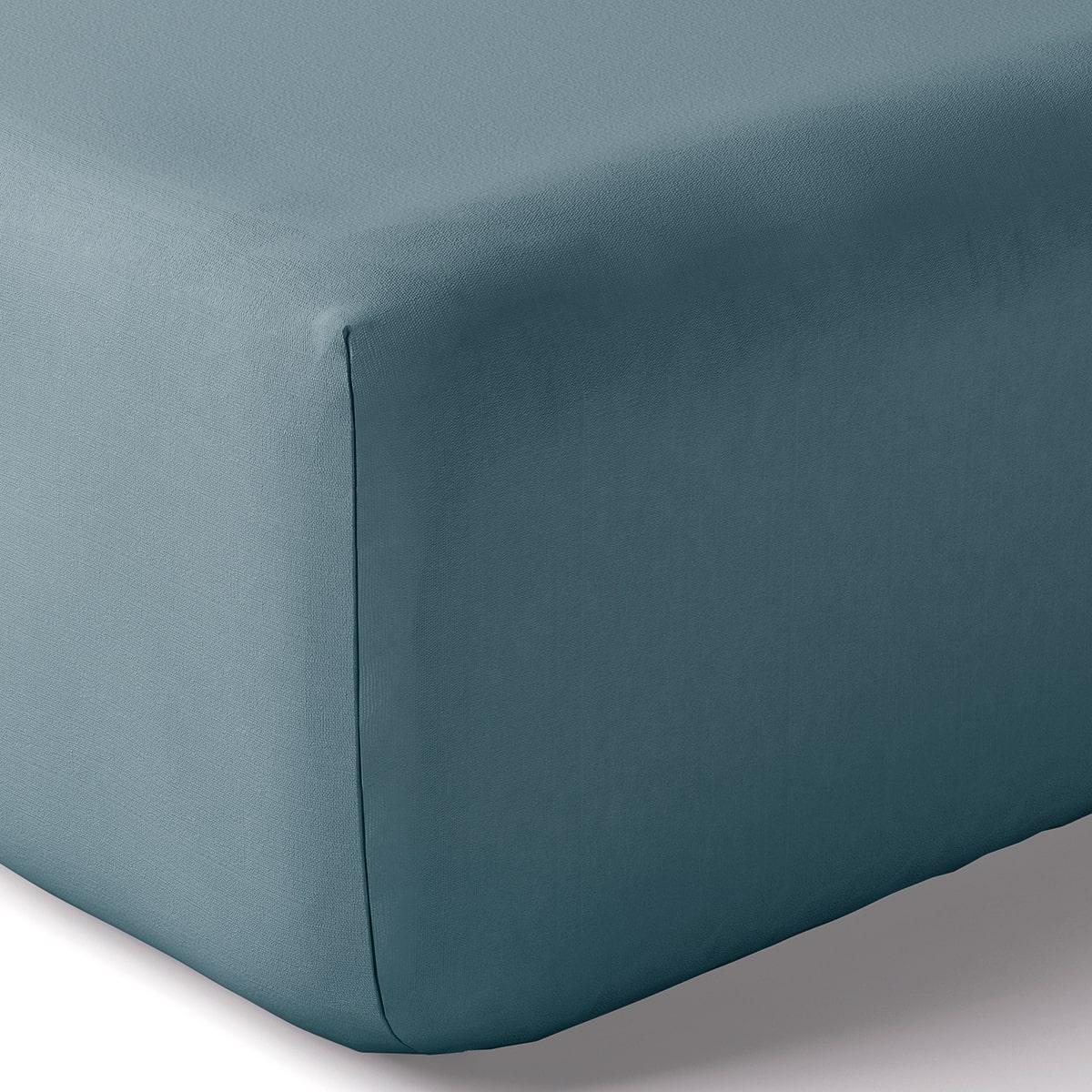 Drap housse coton 140x190 cm orage