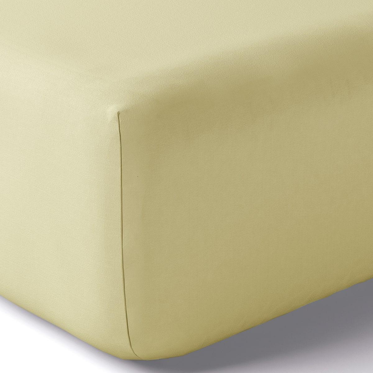 Drap housse coton 160x200 cm regain