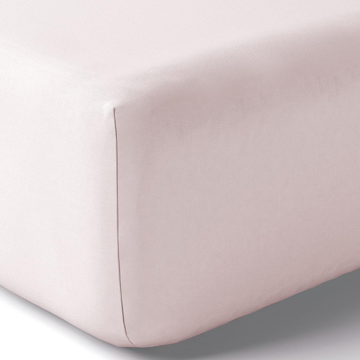 Drap housse coton 160x200 cm ecaille