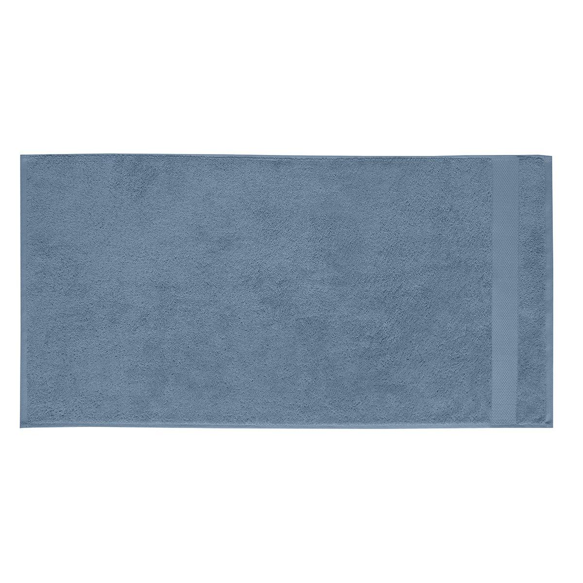 Drap de douche coton 70x140 cm gentiane