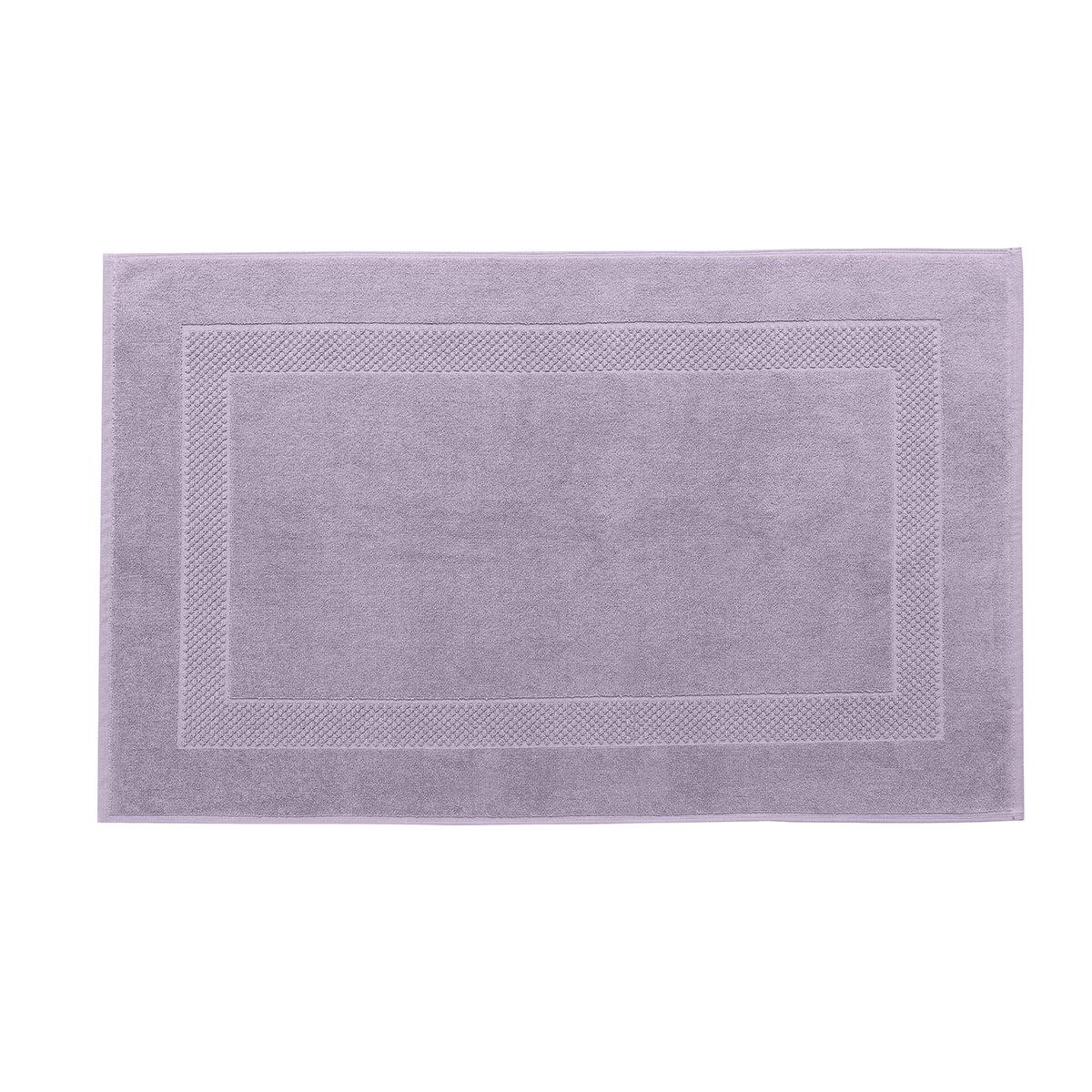 Tapis de bain coton 60x80 cm anémone