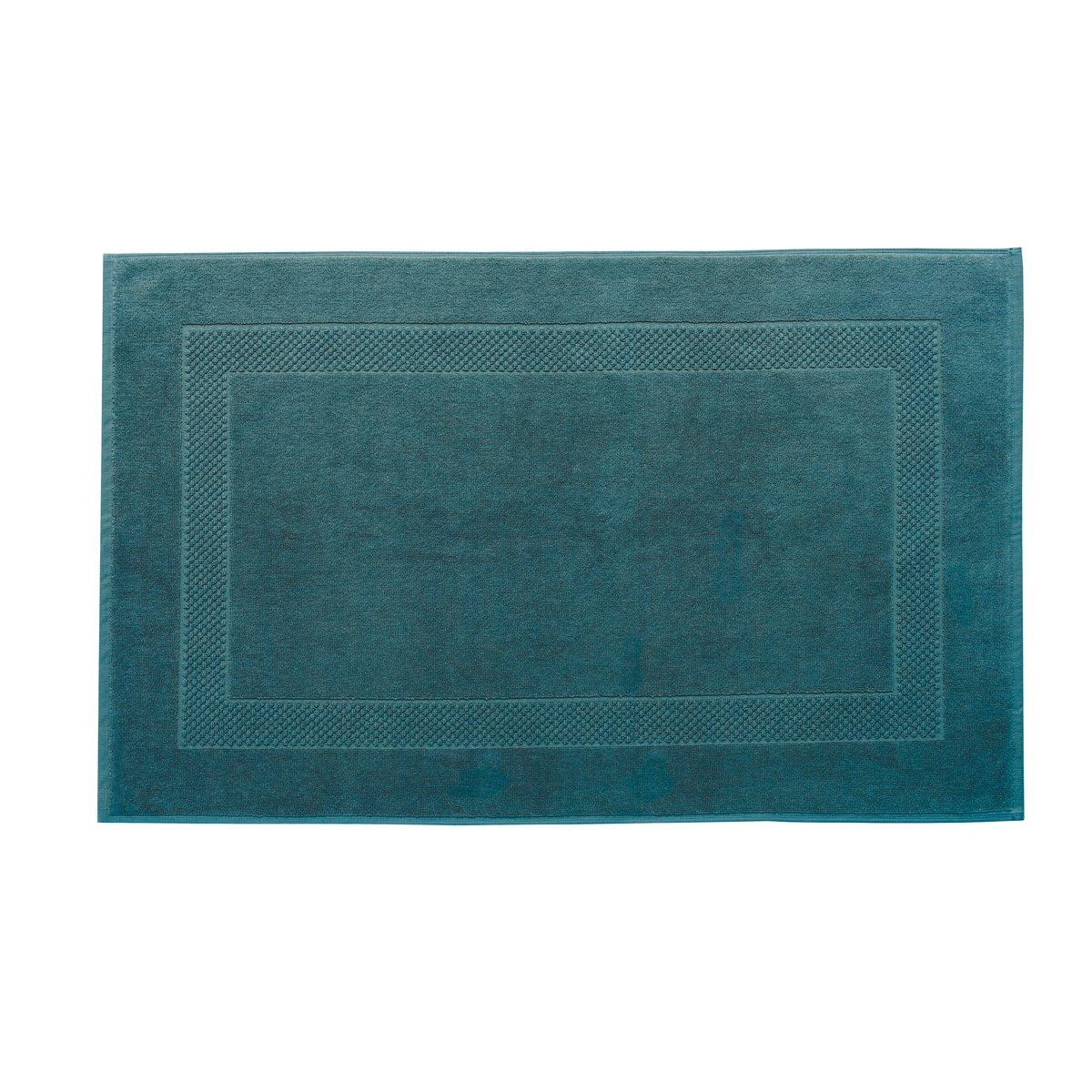 Tapis de bain coton 60x80 cm eucalyptus