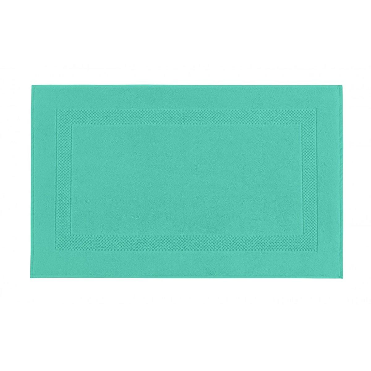 Tapis de bain coton 60x80 cm ipomée
