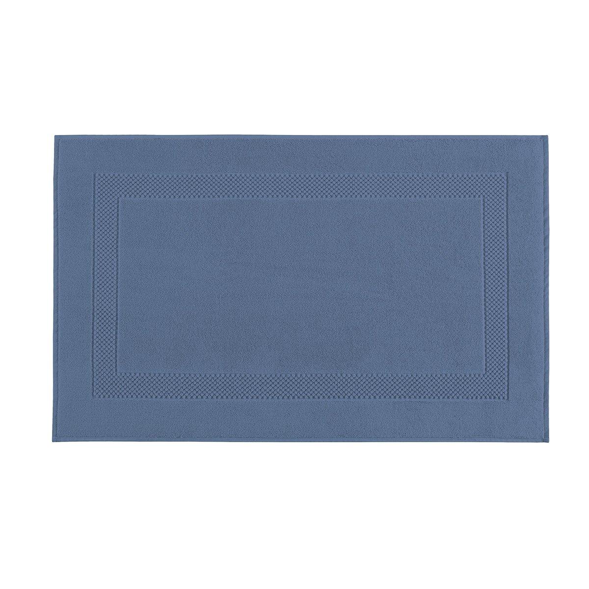 Tapis de bain coton 60x80 cm agapanthe