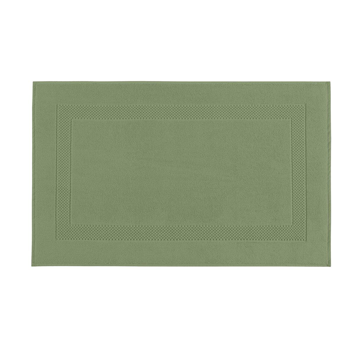 Tapis de bain coton 60x80 cm cèdre