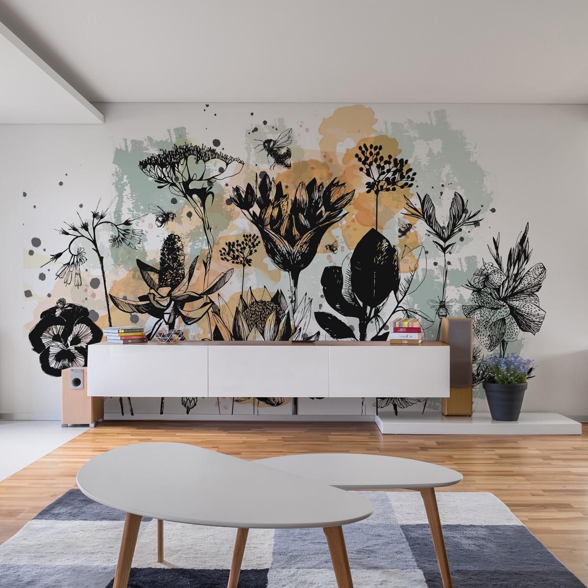 Papier peint panoramique 340x250