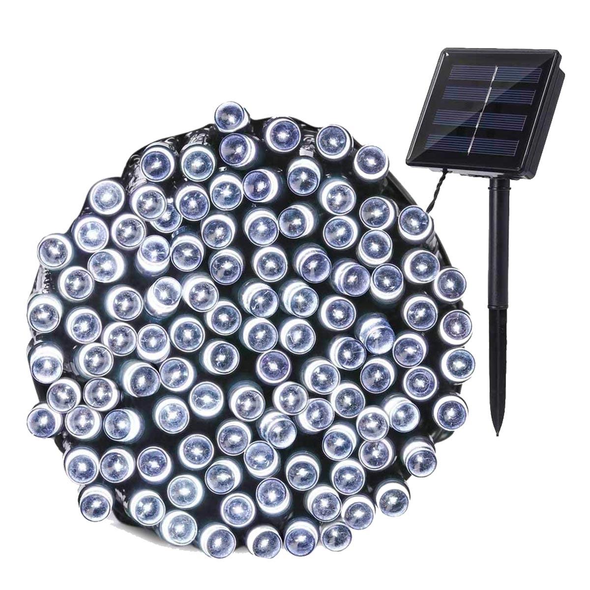Guirlande lumineuse solaire L16m