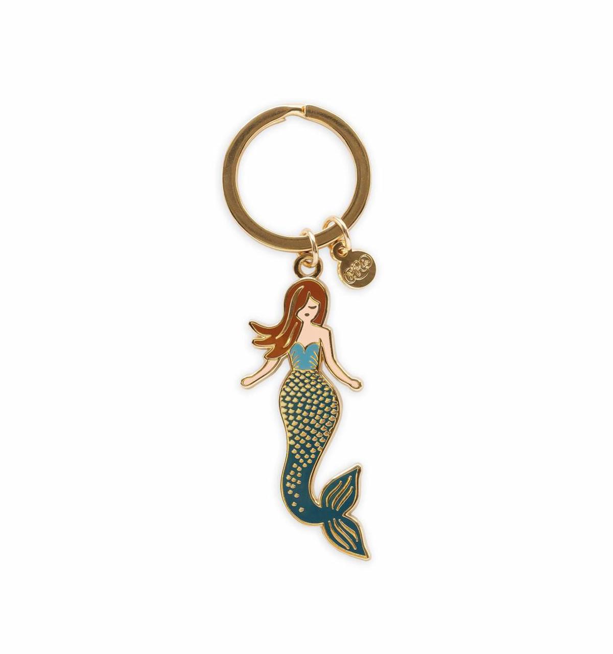 Porte-clés mermaid