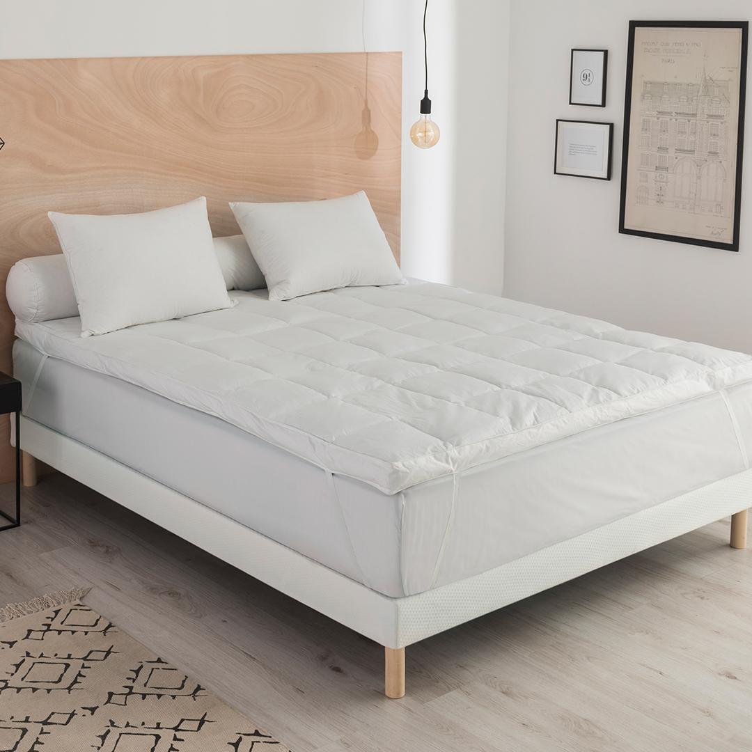 Surmatelas Surconfort® Naturel 140x190 cm