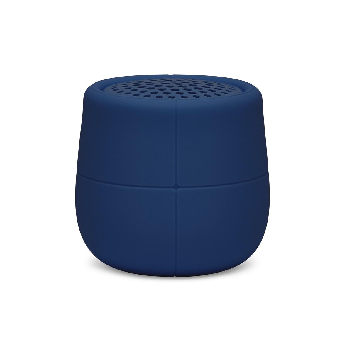 Enceinte flottante Bluetooth en Gomme Bleu marine