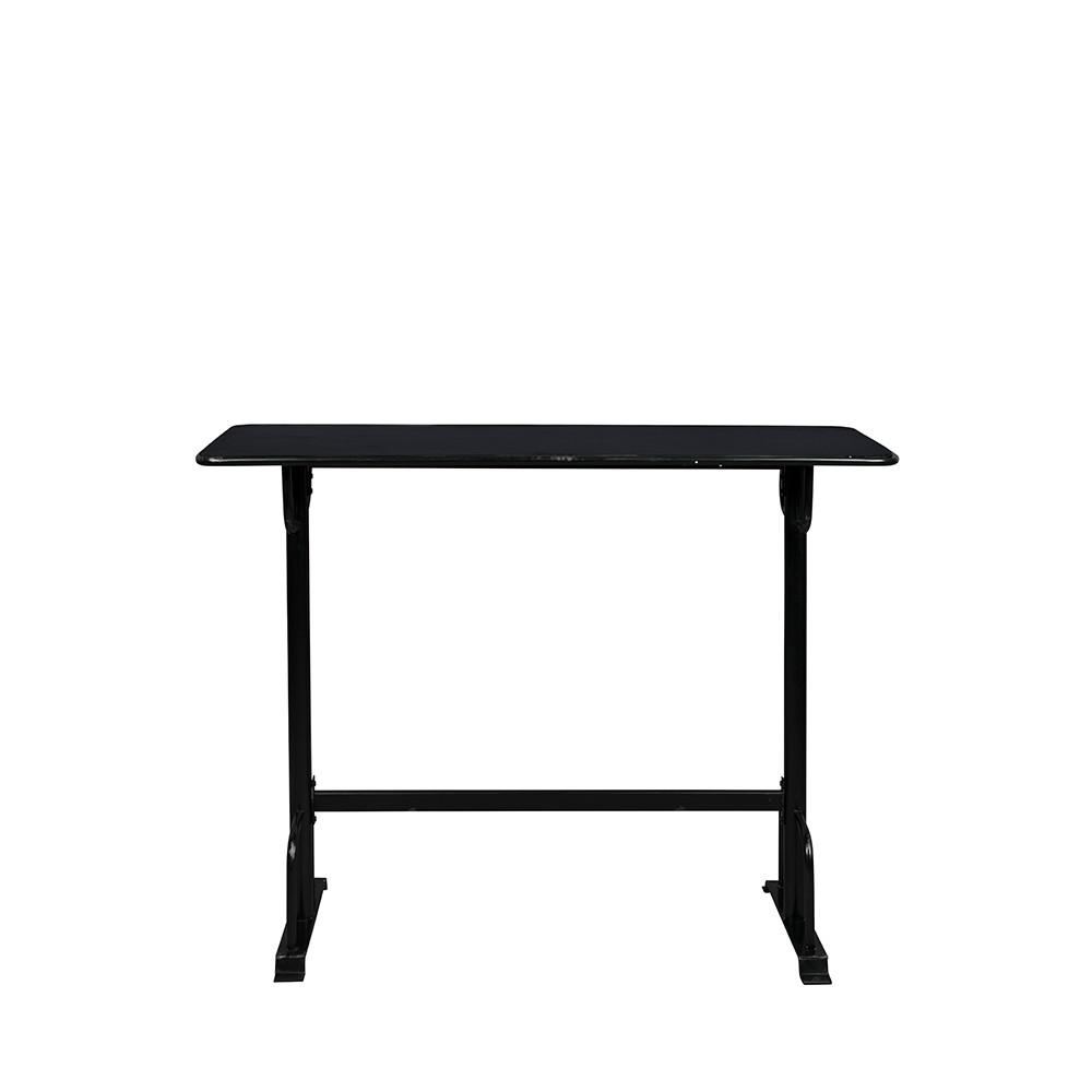 maison du monde Table de bar 140x50cm noir