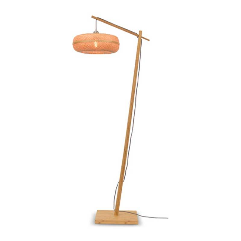 Lampadaire en bambou H176cm