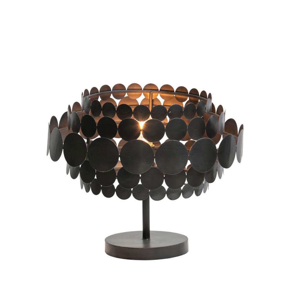 Lampe à poser en métal D47cm noir