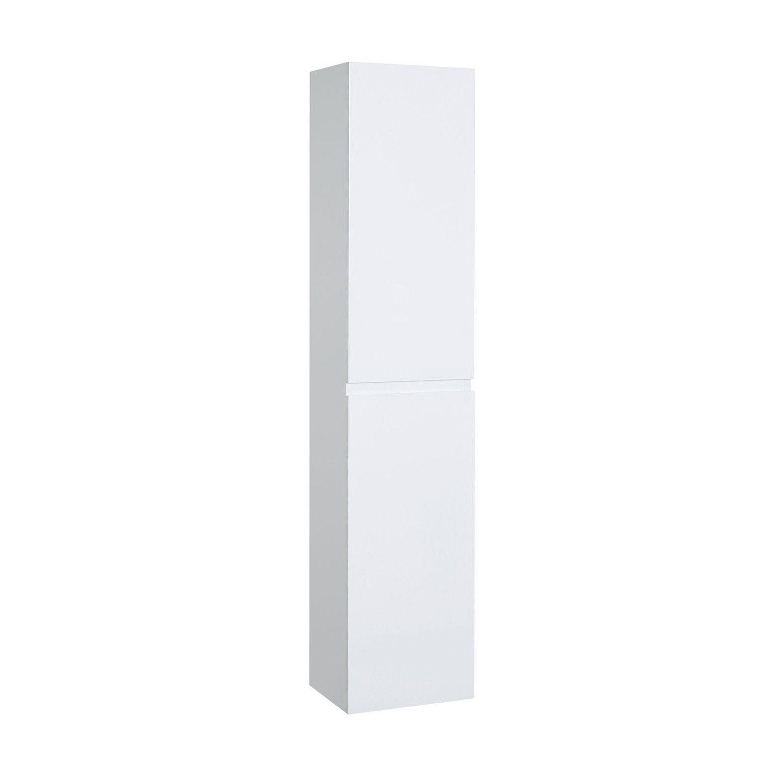 Colonne de salle de bain Blanc