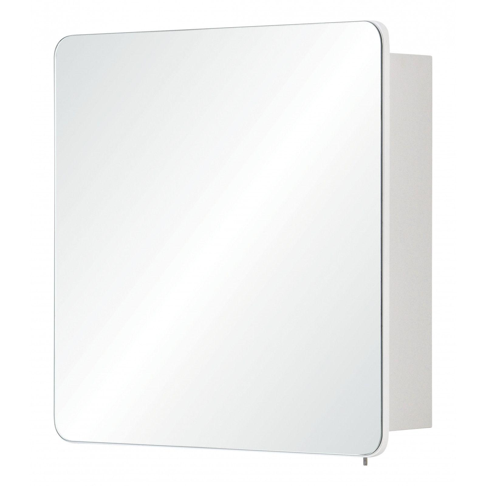 Armoire de toilette   Blanc (photo)