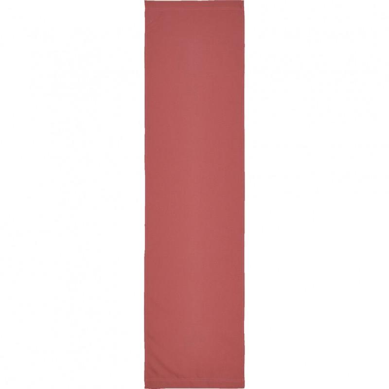 Toile rose pour chaise chilienne en bois