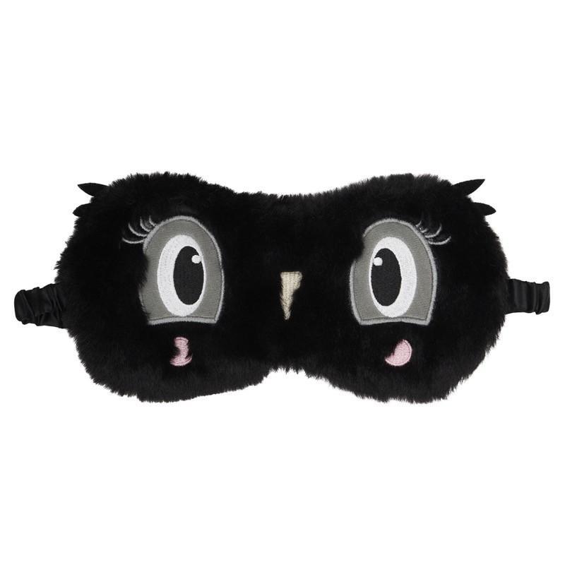 Masque de nuit hibou