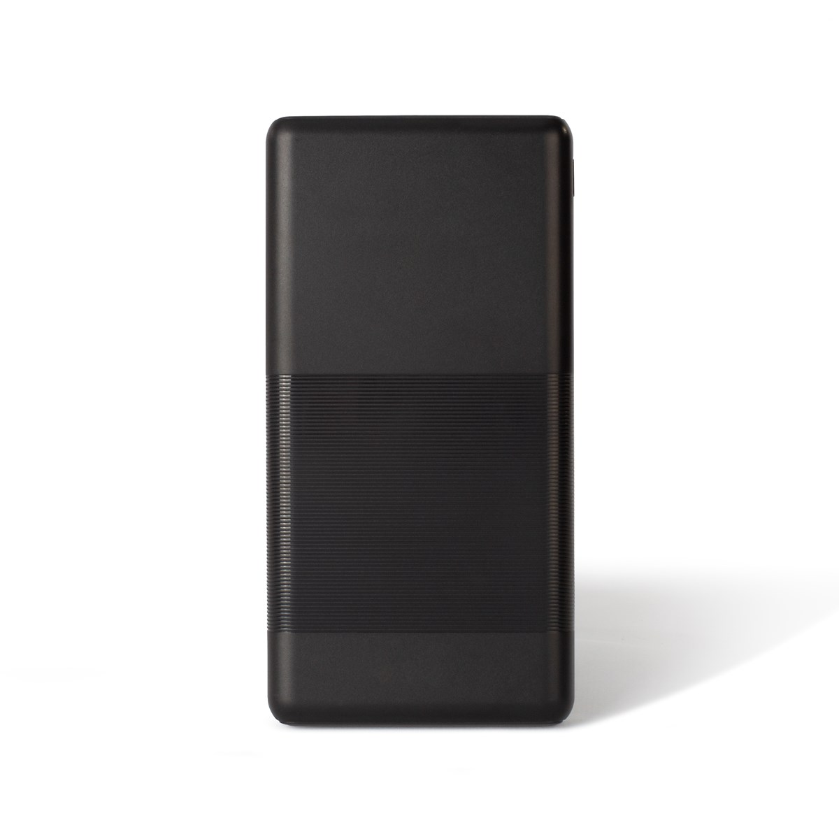 Batterie de secours en abs noir