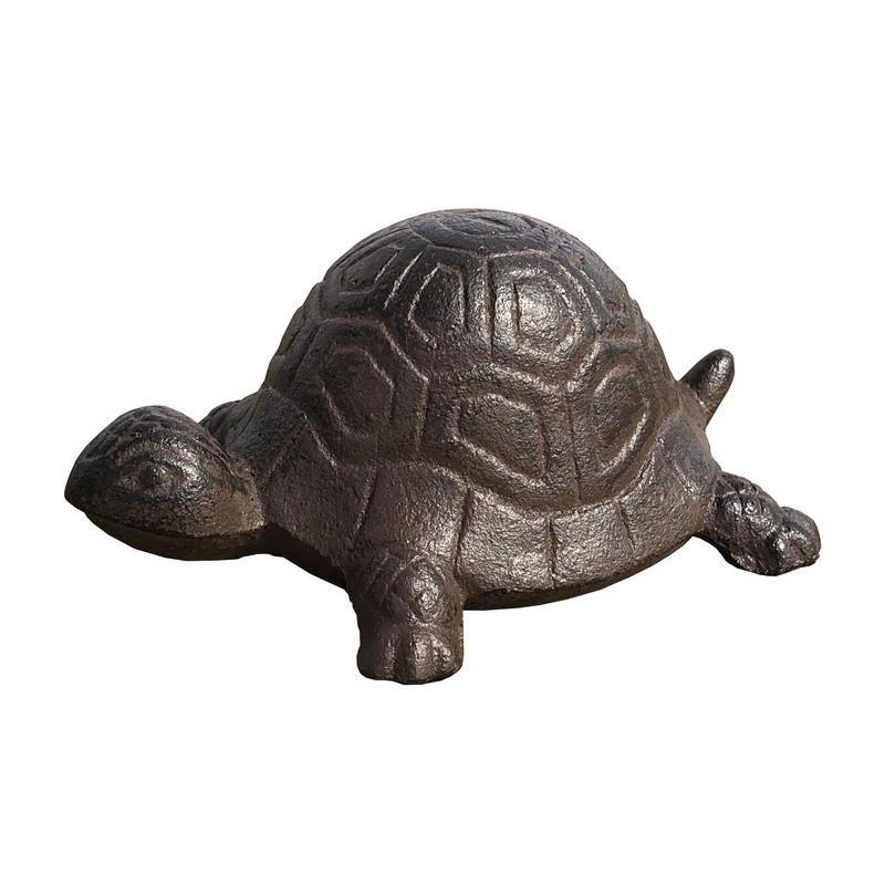 Cache clés tortue en fonte