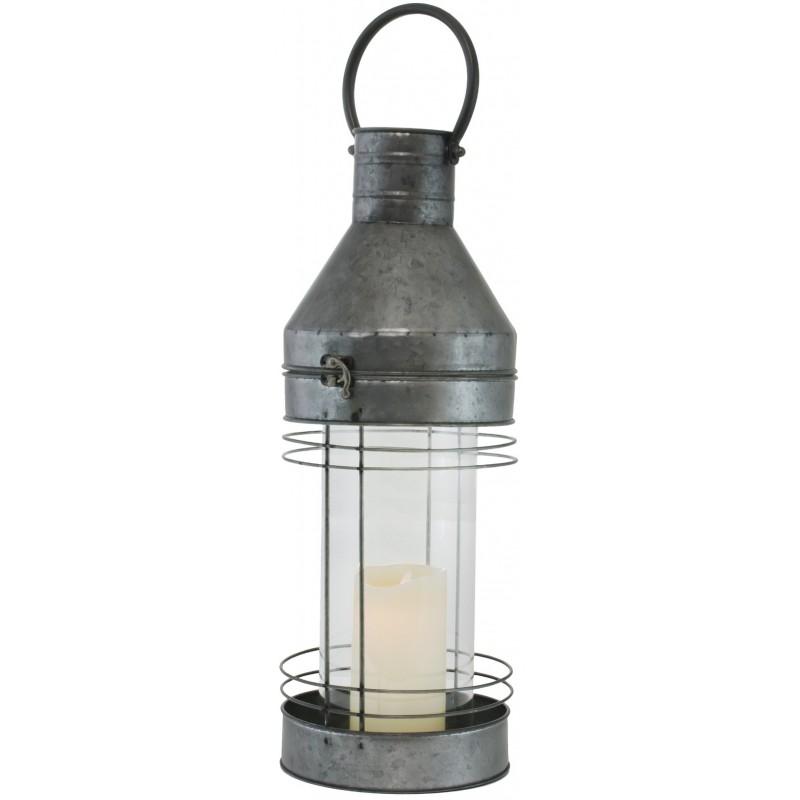 Lanterne en métal D18