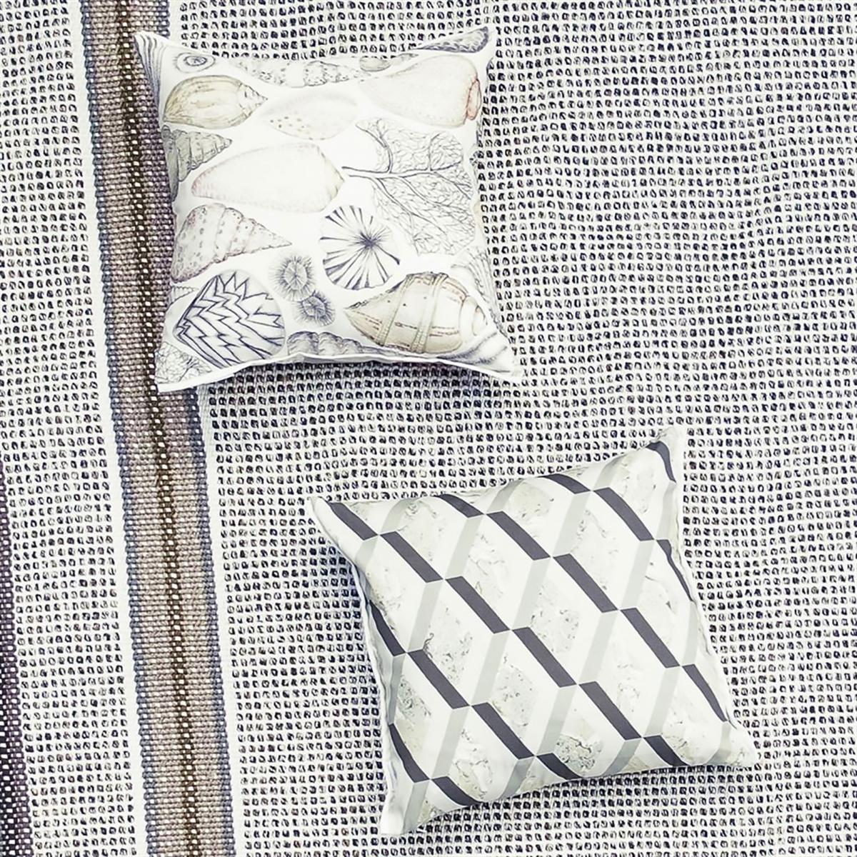 Tapis design et moderne en polyester beige 250x350