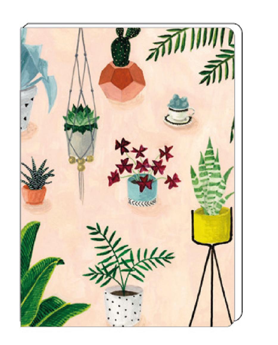Cahier de notes urban jungle