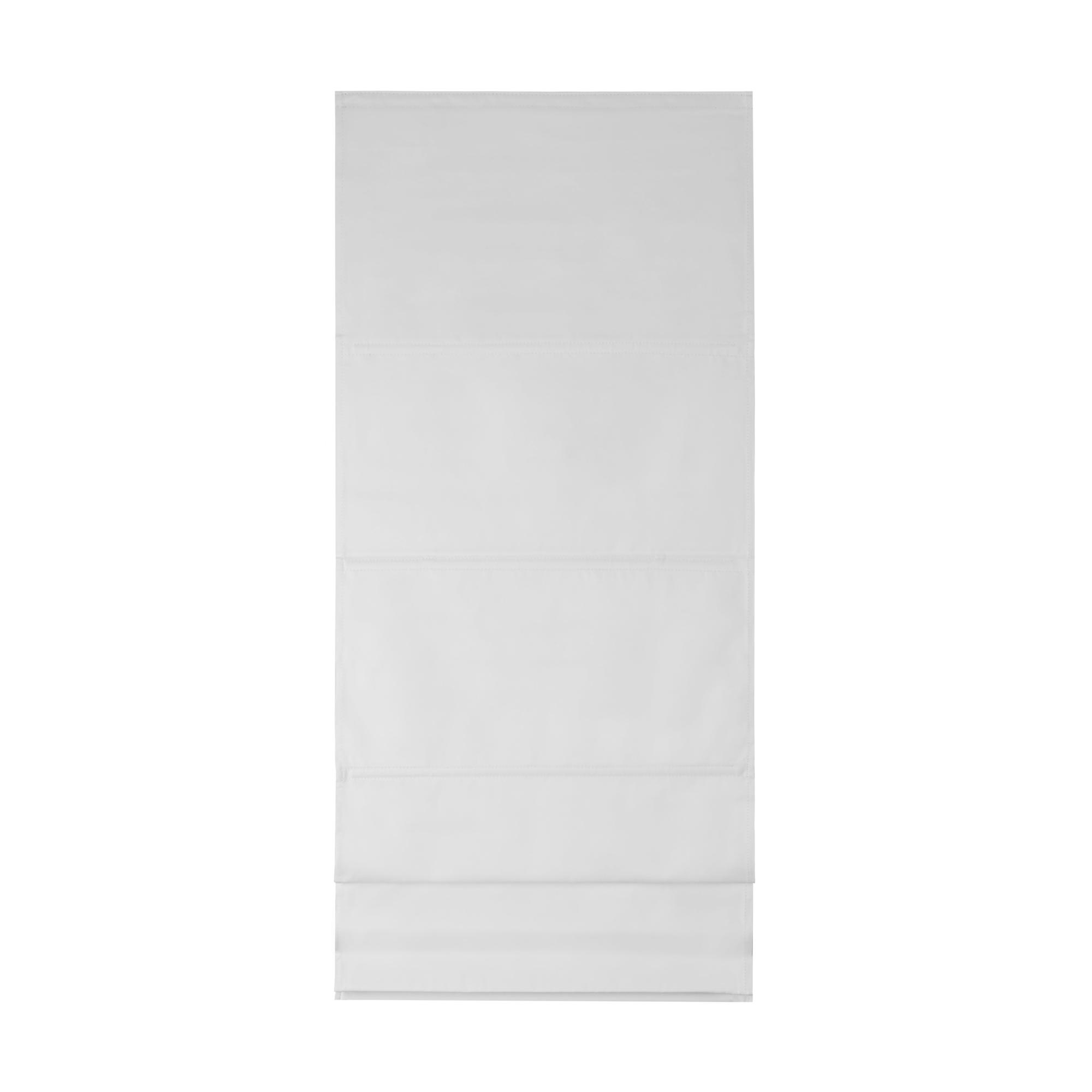 Store bateau occultant 100x220 cm Blanc