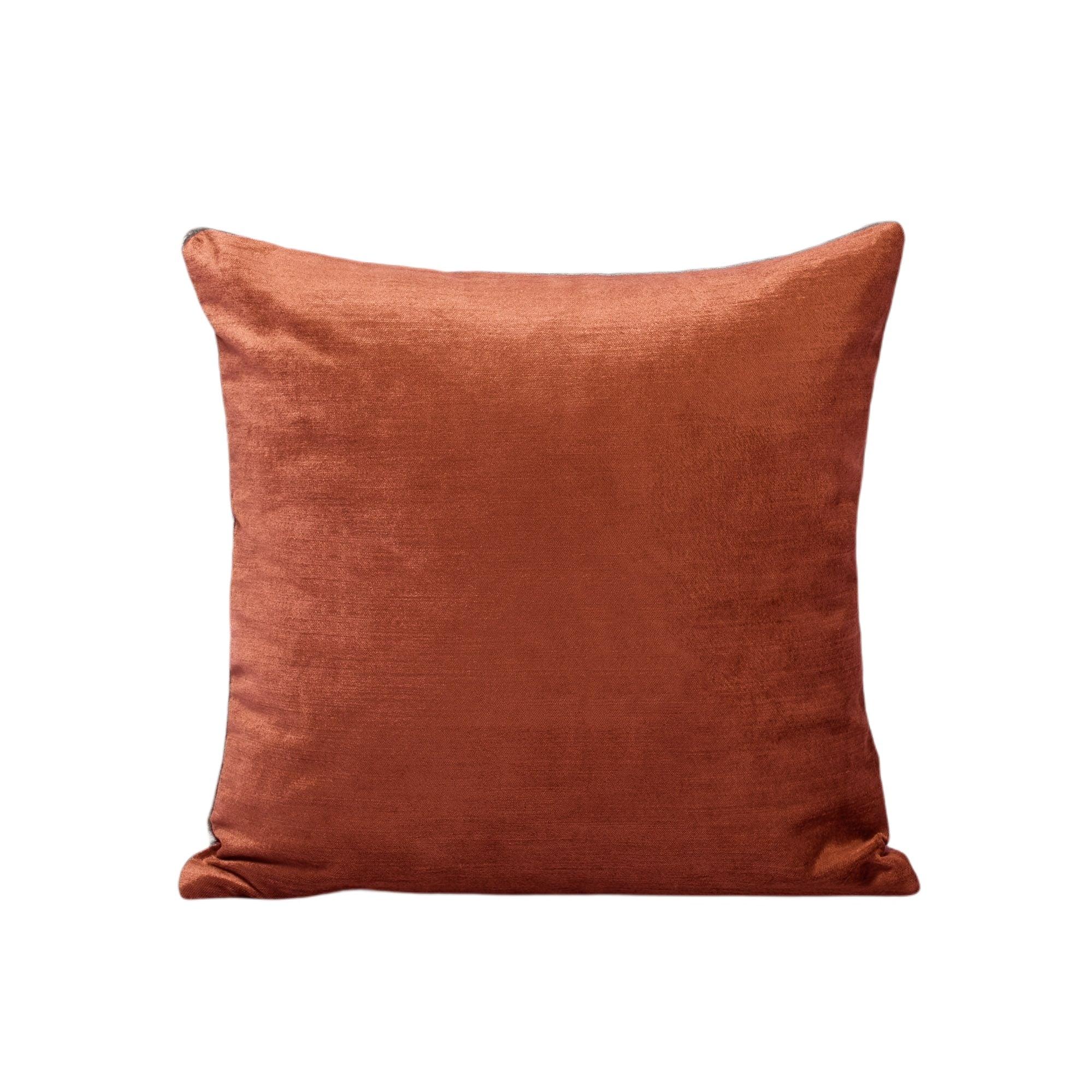 Housse de coussin 50x50 cm Caramel