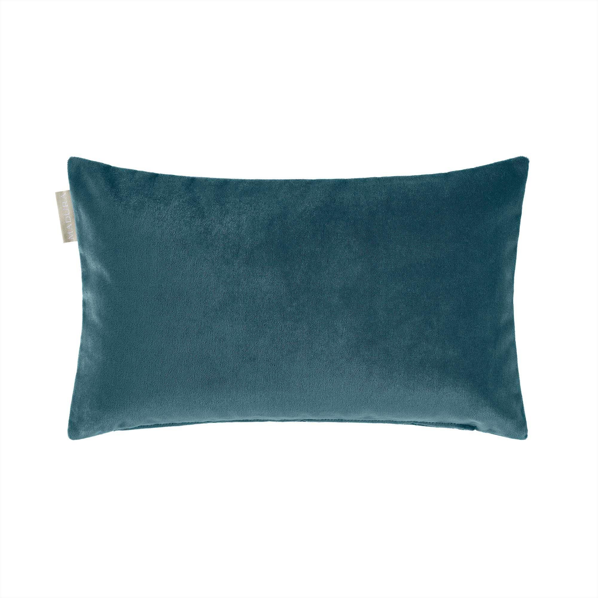 Turquoise Toucher Doux Recouvert de tissu de haute qualité coussin de siège
